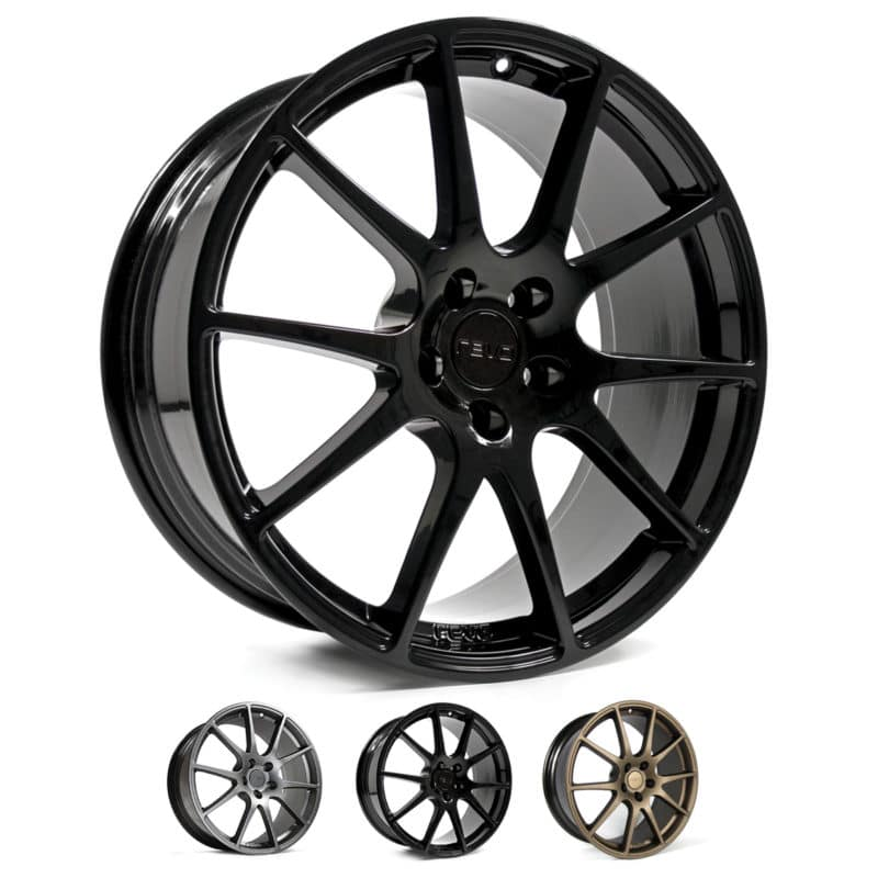 Revo VAG Wheels