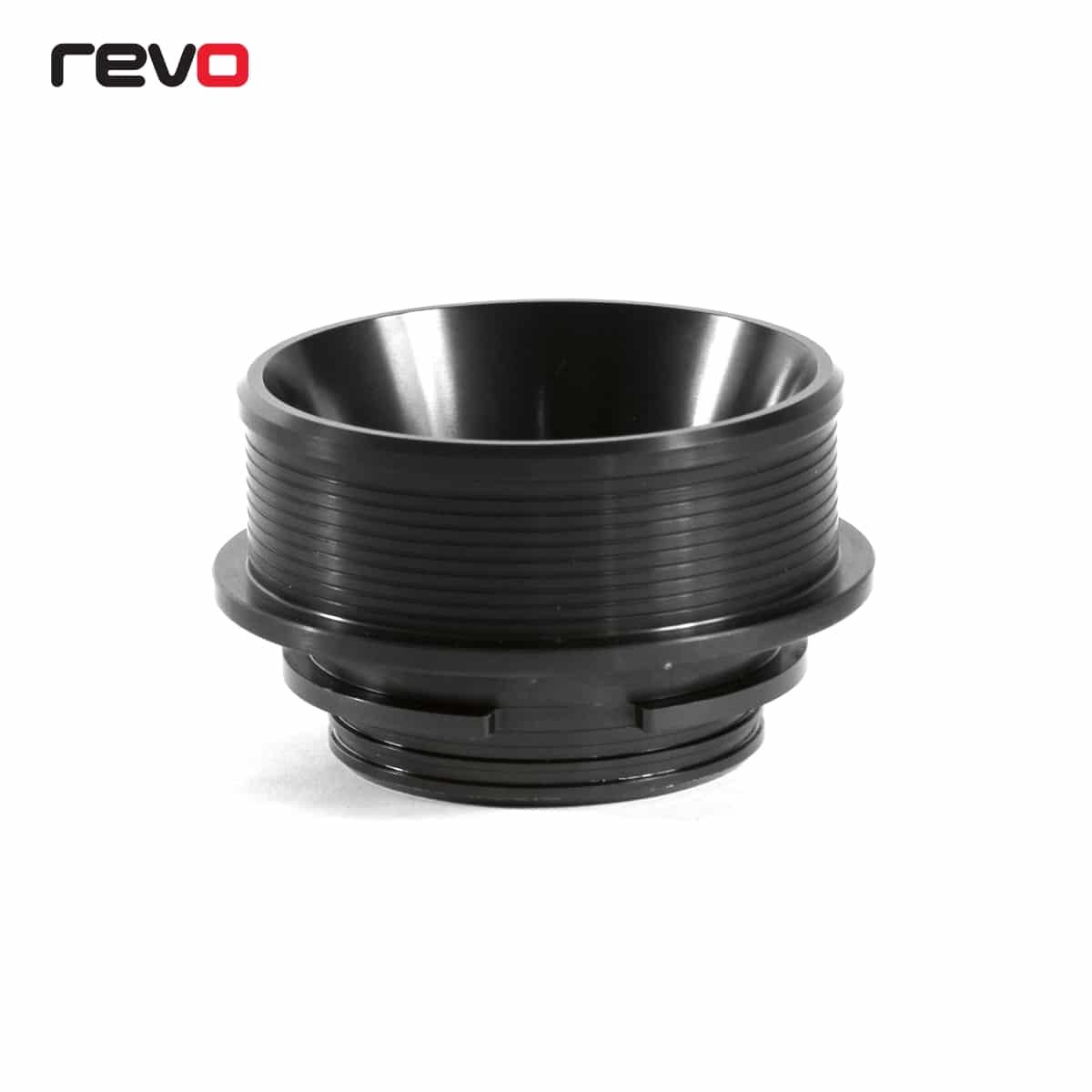 Revo MQB Machined Turbo Inlet (IS38 ETR Hybrid Turbo) - RV582M201700