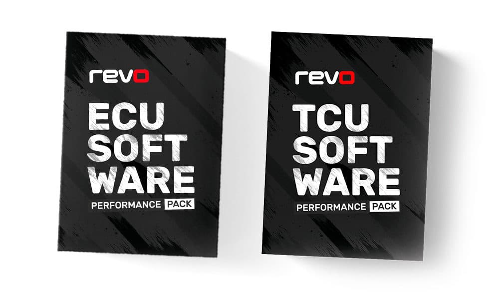 Revo ECU & TCU Software