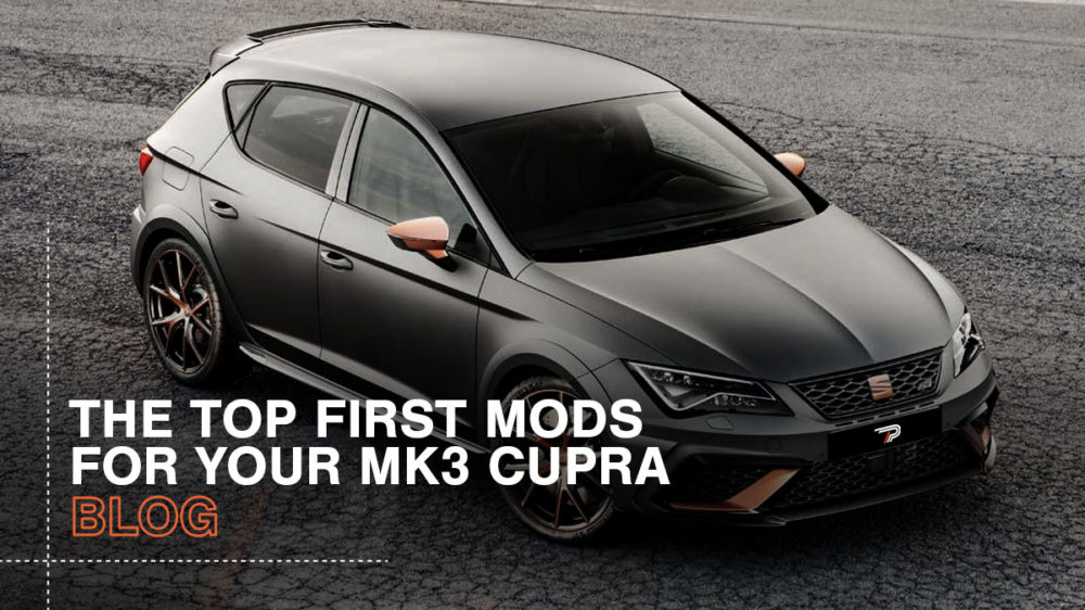 The Top First Mods for Your MK3