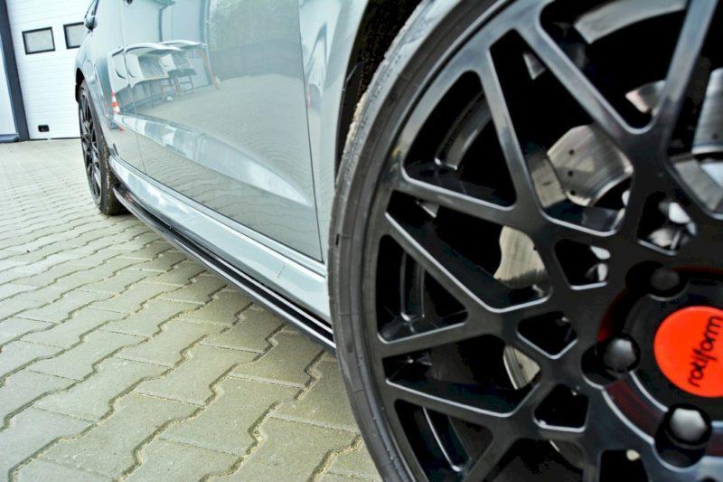 FRONT DIFFUSER V2 AUDI RS3 8VA SPORTBACK 2015-2017