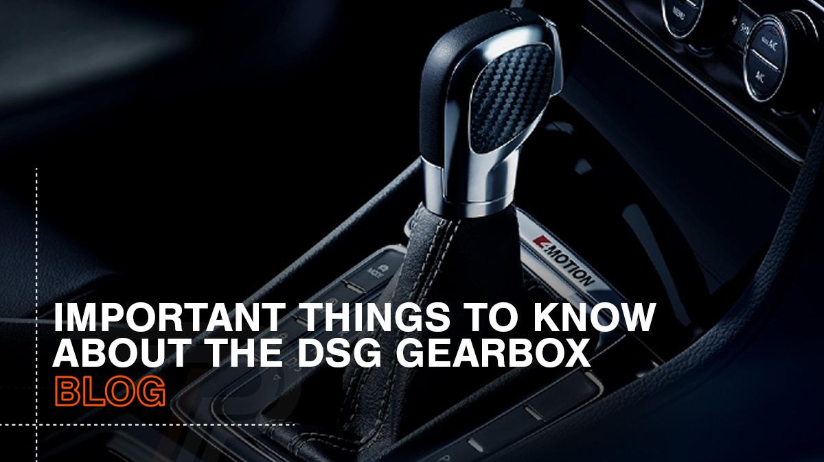 DSG Gearbox