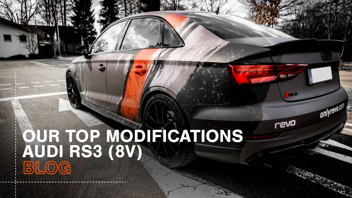 Best Mods for Audi RS3