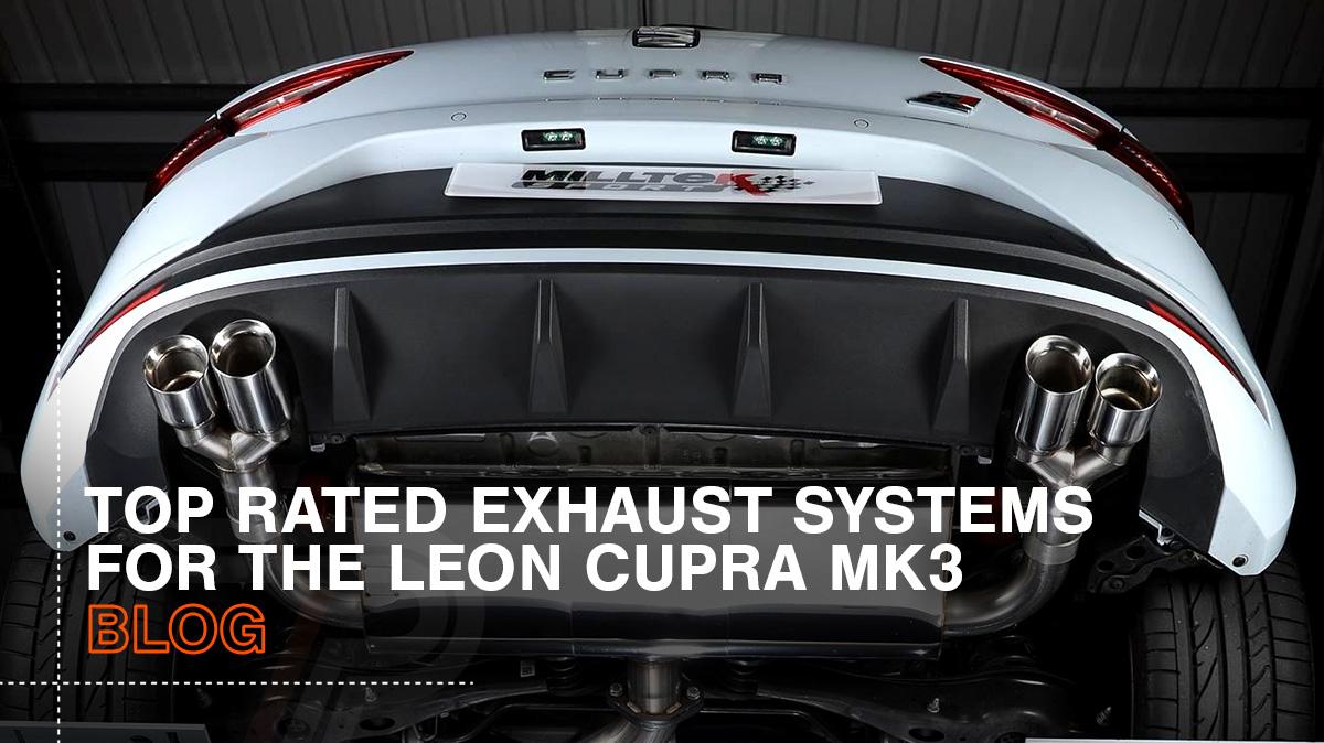 Best Cupra Exhausts