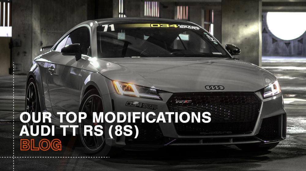 TTRS Top Mods