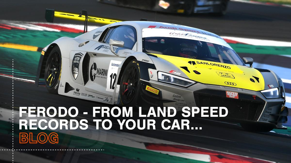 Blog feature ferodo racing